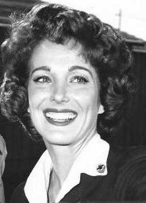 Julie Adams - Adams in 1962