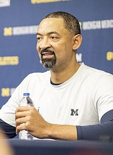 Juwan Howard American basketball coach and former player