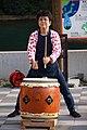 Jyon-jyon Taiko Drum Performance, Beppu port (4).jpg