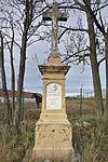 Kříž východně od obce, Újezd u Boskovic, okres Blansko.jpg