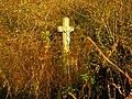 Kříž v jihozápadním cípu lesa Březina v Kameničce (Q104975712).jpg