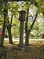 Křížkový Újezdec ,zvonice na návsi.jpg