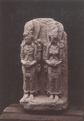 KITLV 87671 - Isidore van Kinsbergen - Hindu-Javanese sculpture coming from the Dijeng plateau - Before 1900.tif