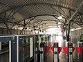 KLモノレール KLセントラル駅プラットホーム.jpg