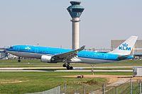 PH-AOA - A332 - KLM