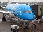 KLM Dreamliner - PH-BHG - Amsterdam Schipol 26-2-17.jpg