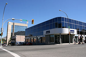 Kamloops - KPMG building in Kamloops.