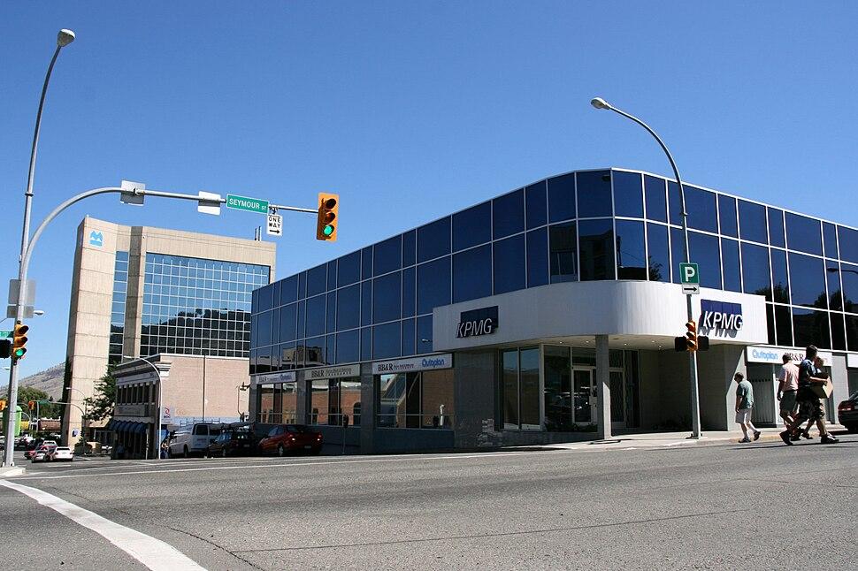 KPMG in Kamloops, Canada