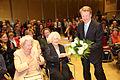 KS Christa Ludwig, Ehrenpräsidentin der Hilde Zadek Stiftung, Hilde Zadek und Dr. Thomas Angyan (16916387067).jpg