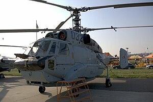 Kamov Ka-31 - Kamov Ka-31 at MAKS 2007