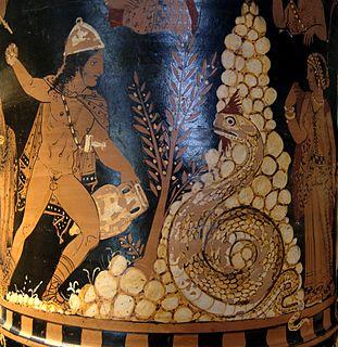 Cadmus prince in Greek mythology