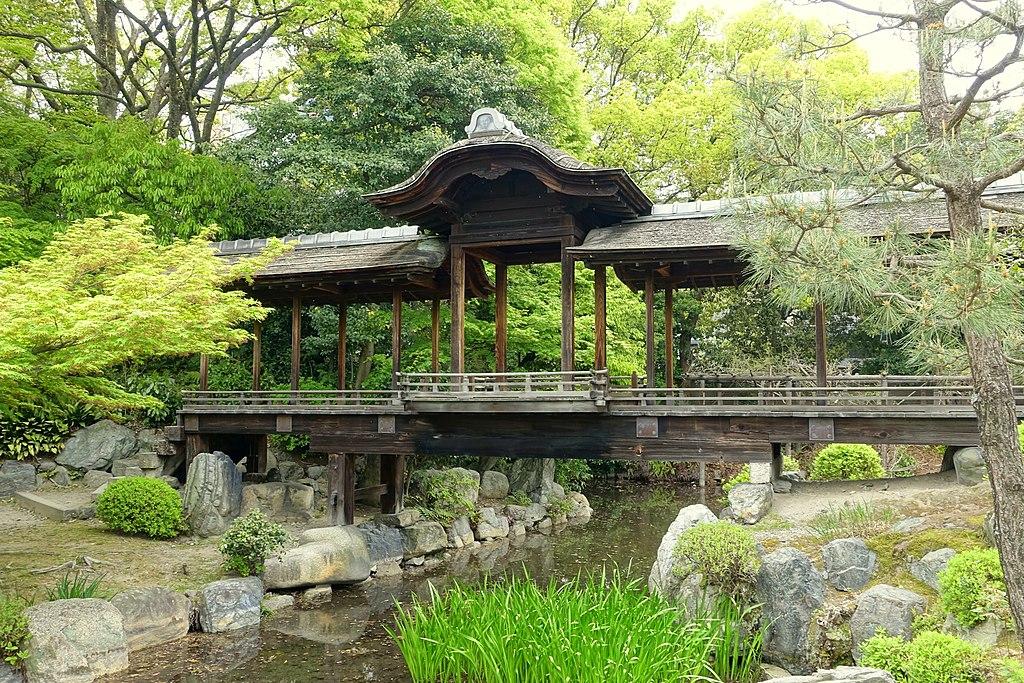 Kaito-ro - Shōsei-en - Kyoto, Japan - DSC06978