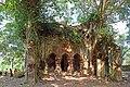 Kajlagarh Gopal Navaratna temple of Chowdhury family at Bhagabanpur under Purba Medinipur district in West Bengal 02.jpg