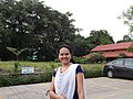 Kalyani Kotkar during Wiki Advanced Training 2019.jpg