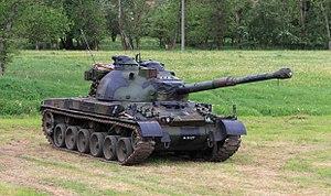 Bergenstein Arms Industry 300px-Kampfpanzer_68-88