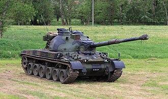 Panzer 68 - Panzer 68/88