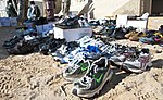 Kandahar volunteers collect shoes for local children 111231-F-XH170-048.jpg