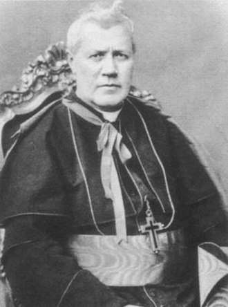 Pope Pius X - Photo as Cardinal Giuseppe Sarto