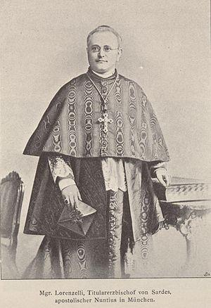 Benedetto Lorenzelli - Benedetto Lorenzelli.