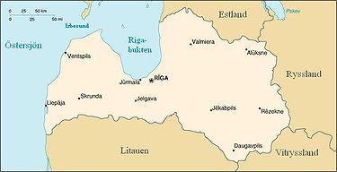 Letland Wikipedia Den Frie Encyklopaedi