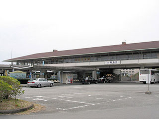 Kashikojima Station Railway station in Shima, Mie Prefecture, Japan