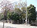 Katayama Hachiman Jinja-Shrine 20150328.JPG
