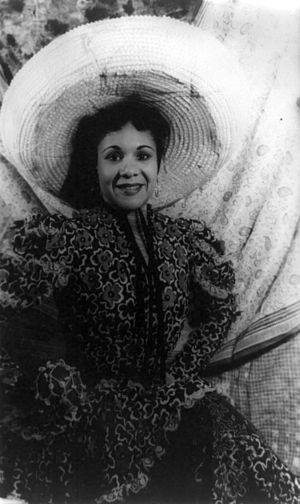 Katherine Dunham - Katherine Dunham in 1940, by Carl Van Vechten