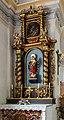 Katholische Pfarrkirche St. Sebastian-S. Bistgaun, Dardin. (actm) 01.jpg