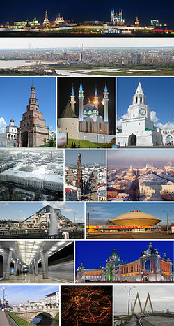 Kazan collage big