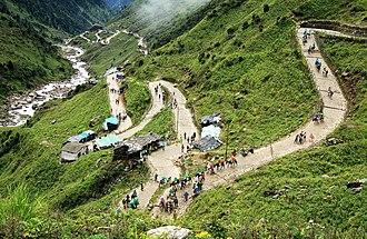 Yatra - Pilgrimage to Kedarnath