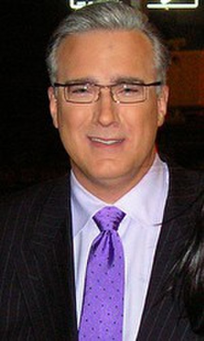 Picture of an author: Keith Olbermann