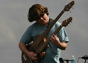 Keller Williams - Williams at Langerado Music Festival   March 9, 2008 Photo: Steve Moyles