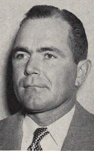 Ken Gunning - Gunning from the 1949 Parnassus