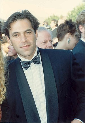 Ken Olin - Olin at the 41st Annual Emmy Awards in September 1989