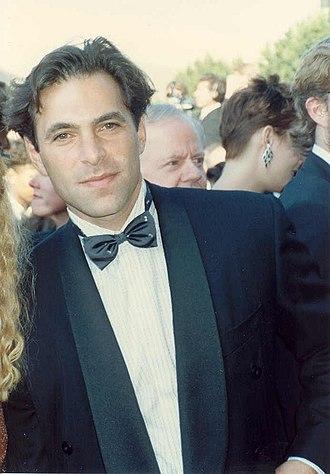 Ken Olin - Olin at the 41st Annual Emmy Awards in September 1989