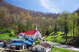 Kermit, West Virginia Town in West Virginia, United States