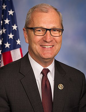 Politics of North Dakota - Image: Kevin Cramer official photo (cropped)