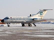 Aeroporto di Chabarovsk-Novyj-Dati tecnici-Khabarovsk Airlines Yakovlev Yak-40