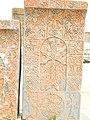 Khatchkars in Noraduz Cemetery 01.jpg