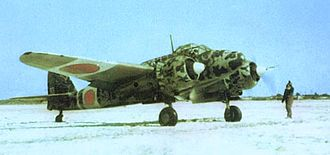 "Kawasaki Ki-45 - Kawasaki Ki-45 Toryu (Allied code name ""Nick"")"