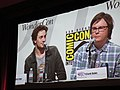 Kick-Ass panel - Aaron Johnson, Clark Duke (4498729795).jpg