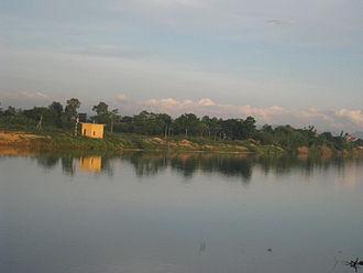 Lệ Thủy District - Kiến Giang River in Lệ Thủy