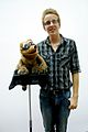 Kieran Powell with his puppet Artie.jpg