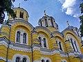 Kiev Киев Владимирский Собор - panoramio (3).jpg
