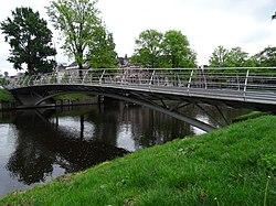 Kinderhuissingelbrug - Haarlem - View of the bridge from the northwest.jpg