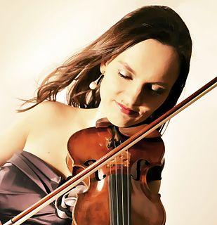 Kinga Augustyn Polish violinist