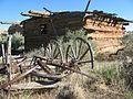 Kirks Cabin and Wagon.jpg