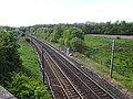 Kirtlebridge railway station(site), Dumfries & Galloway (geograph 6169895).jpg