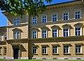 Klagenfurt Bahnhofstrasse 36 ehemalige Lehrerbildungsanstalt 22042009 08.jpg
