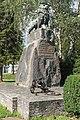 Klagenfurt Völkermarkter Ring Kriegerdenkmal des Kärntner Artilleriebundes 14082016 3725.jpg